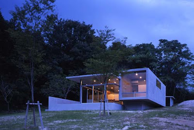 House in Ibara Japan
