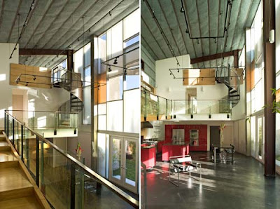 briard sander residence interior