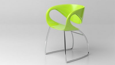 Froog Chair by Hafedh Nefti