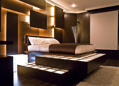 Luxury bedroom interior design pictures home design for Modern day bedroom designs