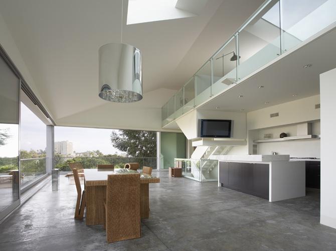 Modern Spanish Interior House Designs
