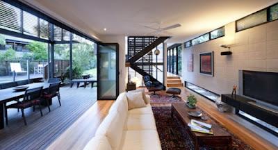 Korean House Modern Marcus Beach House by Bark Architects