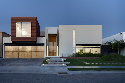 Modern Homes Design Inspiration The Cubo House