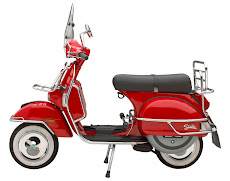 My Future Vespa