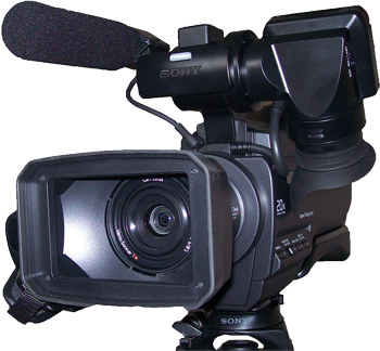 Video Production  Professional Video Camera Png