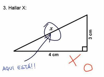 Errores matematicos (para reirse) Examen2