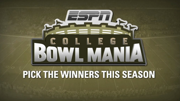ESPN Bowl mania