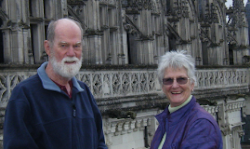 Peter and Margaret