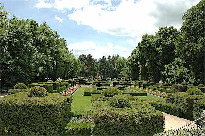 Ocio y cultura jardines de la granja de san ildefonso for Ocio y jardin