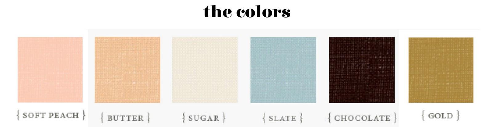 Our Color Palette Pink Sugar wedding color schemes rochester Colorsw