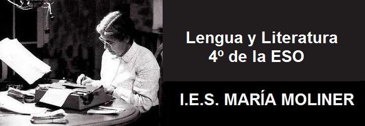 Blog de Lengua y Literatura en para 4º de la ESO