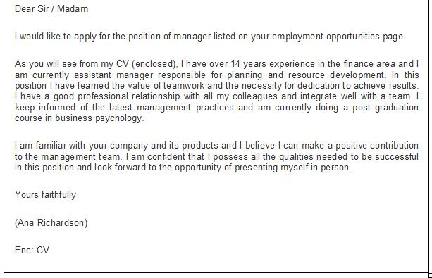 Affordable Price & job application cover letter dear