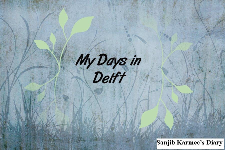 Sanjib Karmee's Diary