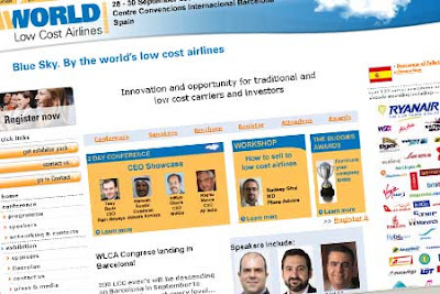 World Low Cost Airlines Congress Barcelona