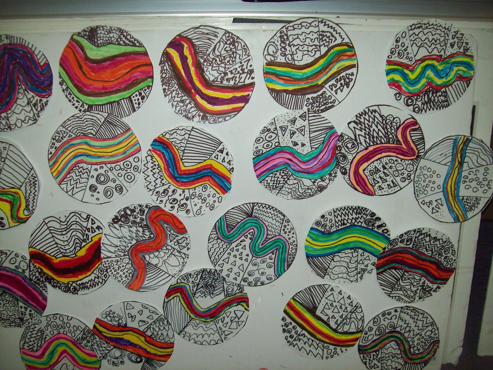 Line Art Grade 2 : First grade line art