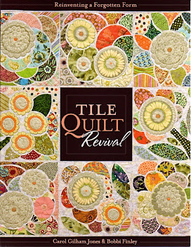 Our book on tile quilts