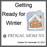 Frugal Mom x3