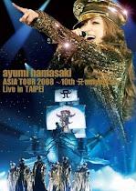 Ayumi Hamasaki – Asia Tour 2008 – Live in Taipei