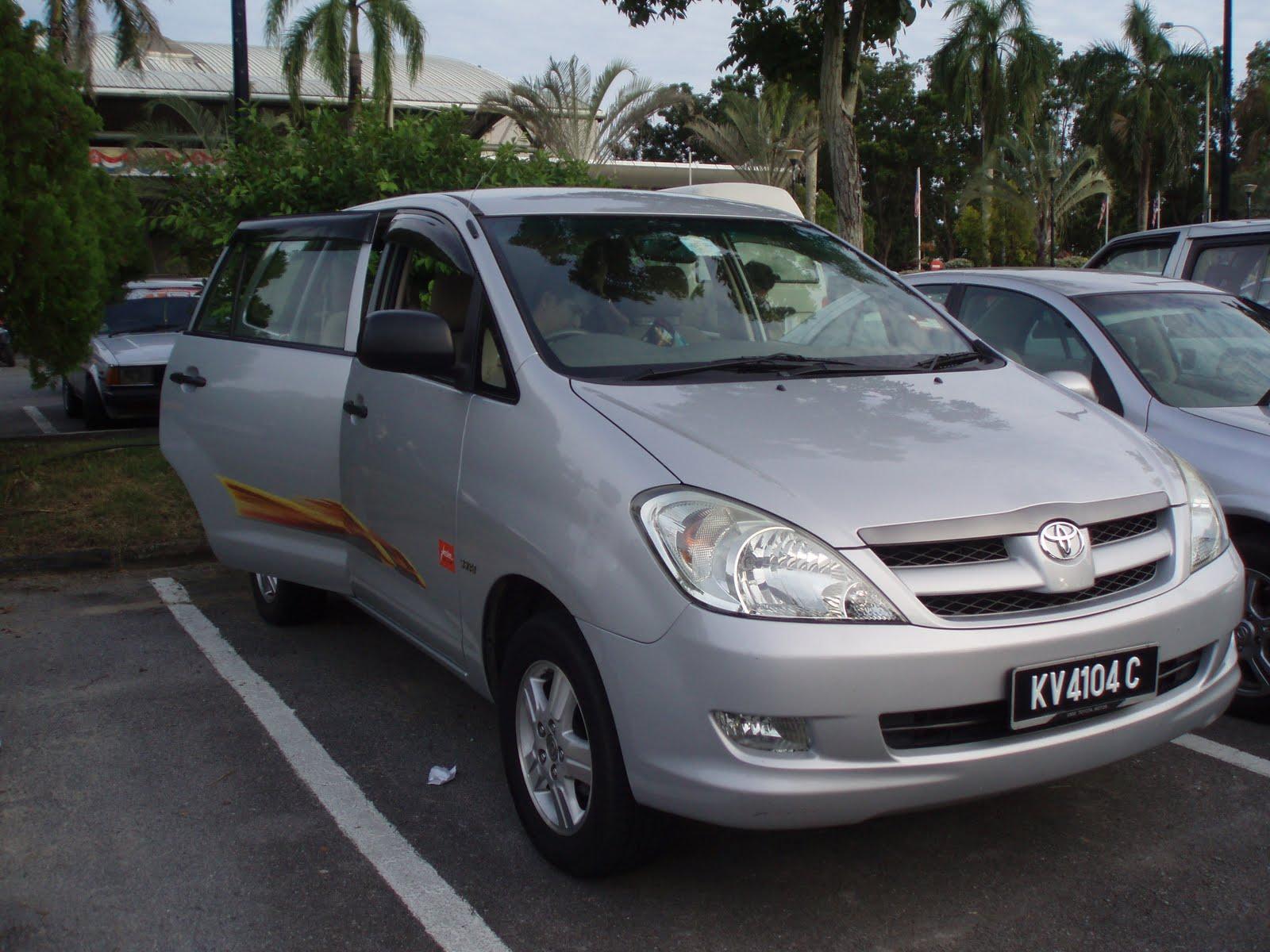 Kasina Car Rental