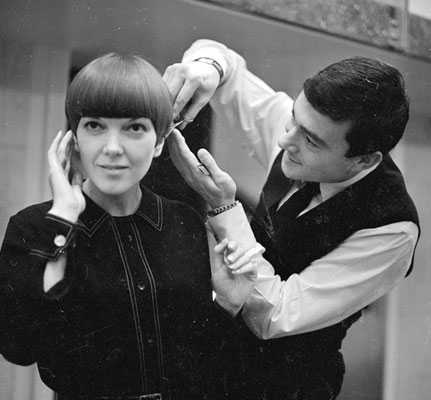 Mary Quant always wanted to be a fashion designer.