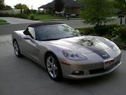 2007 C6 Convertible Corvette