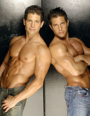 Barbera Twins Joey and Jason Barbera Shirtless