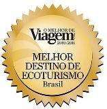 Bonito pela 12ª vez o Melhor Destino de Ecoturismo do Brasil