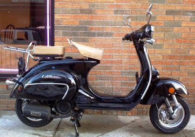 Honda Vespa on Scootcleveland Com     View Topic   For Sale Cb400f