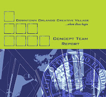 Downtown Orlando Creative Village Concept Team Report