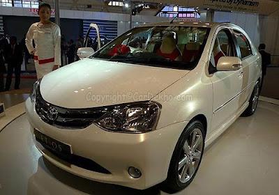 Toyota Sedan