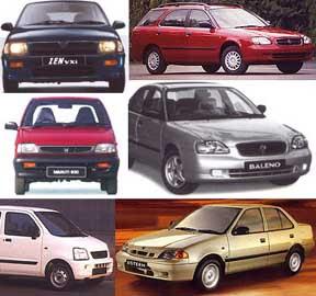 Cars n India