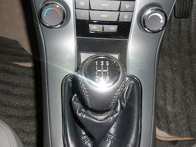 Chevrolet Cruze Gear Shifter