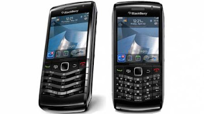 BlackBerry Pearl 9100 and BlackBerry Pearl 9105