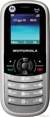 Motorola WX 181