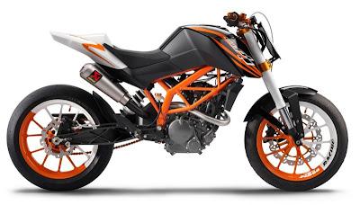 Bajaj-KTM 125cc