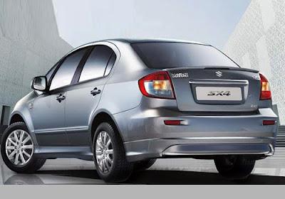New Maruti SX4