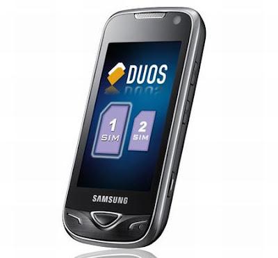 Samsung Star Duos B7722