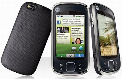 Motorola Quench XT3