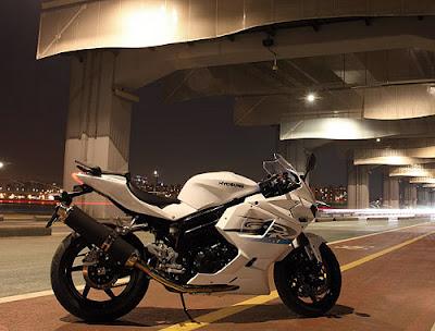 Hyosungh GT650R
