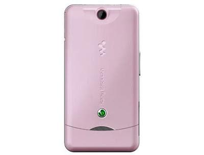 Sony Ericsson W205i
