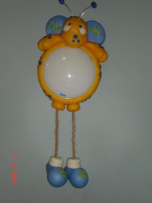 LAMPARA LUZ DE TOQUE 3