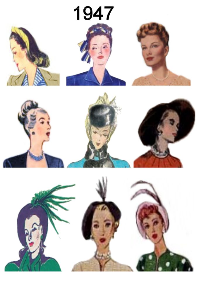 hairstyles with hats