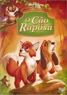 O+C%C3%A3o+e+a+Raposa+1 O Cão e a Raposa Dublado