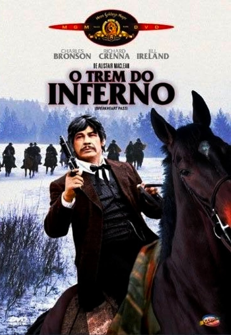 O Trem do Inferno (Dual Audio)