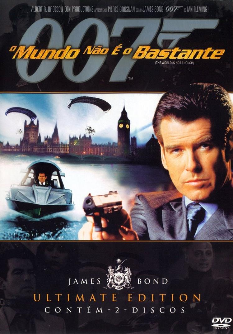 Baixar 007 - O Mundo Não é o Bastante Dublado/Legendado