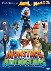 Baixar Filme Monstros vs. Alienígenas (Dual Audio)
