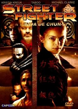 Street Fighter: A Lenda de Chun-Li  Dublado  (2009)