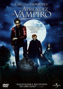 Circo dos Horrores: O Aprendiz de Vampiro (Dual Audio)