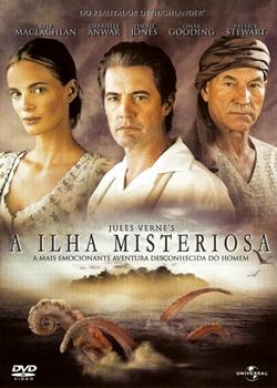 A Ilha Misteriosa (Dual Audio)
