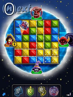 Puzzle Games Sony Ericsson Cell Phones